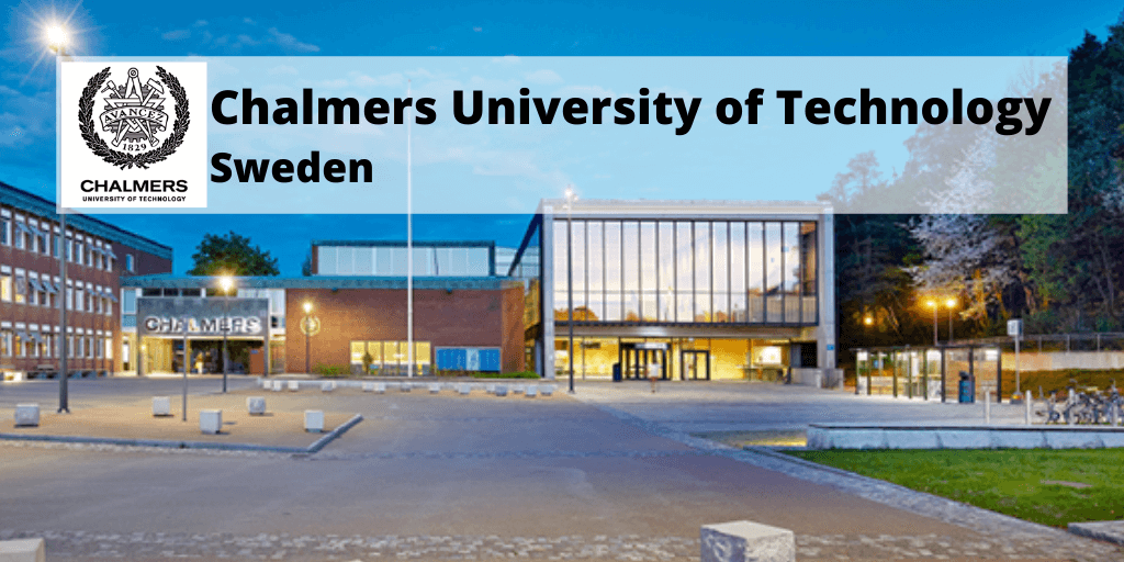 Chalmers University of Technology, Sweden