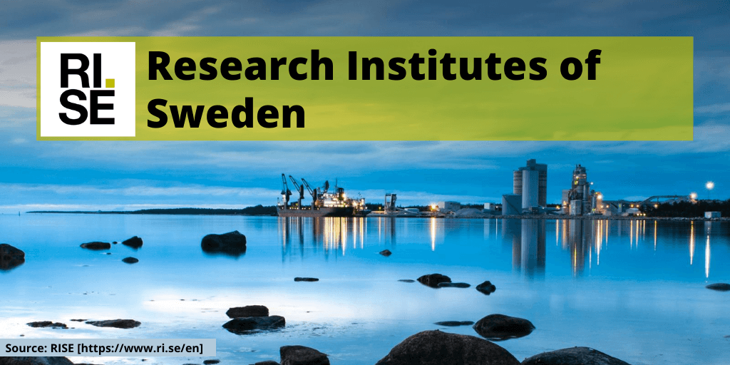 Research Institutes of Sweden, RISE - Sweden